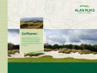 Alan Rijks Golf Course Design klantbrochure