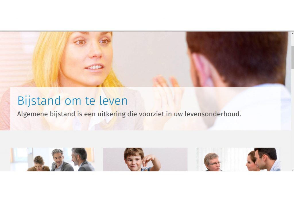 Schulinck Antwoordop.nl Bijstand om te leven