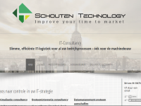 Opdracht webtekst Schouten Technology